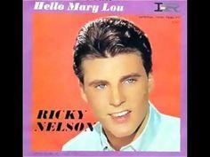 Ricky-Nelson hello mary lou