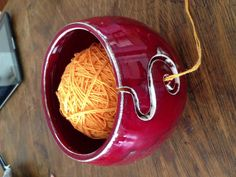 Yarn bowl I want