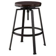 Threshold bar stools