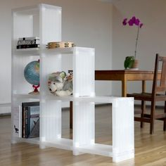 Cubitec Shelving #Cube, #Office, #Practical, #Shelf