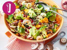 Gemüse-Salat