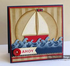 A Paper Melody: MFT's February Release Countdown Day 4 - Ahoy