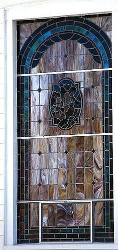 Church Window, Springwood, Virginia by boondocksaint    Botetourt County