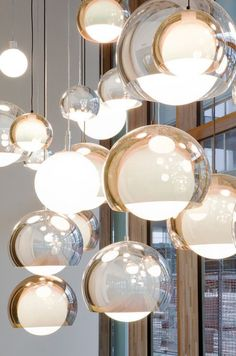 Nydelige lampeformer