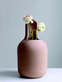 vase terre cuite - Milano 2013