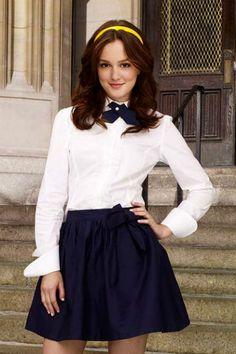 Blair Waldorf (Leighton Meester) Gossip Girl