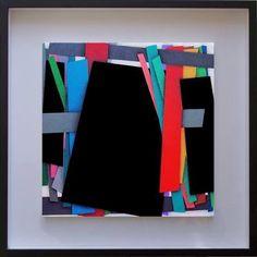 "Saatchi Art Artist Luciano de Liberato; Painting, ""barricade"" #art"