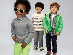 ropa infantil gap
