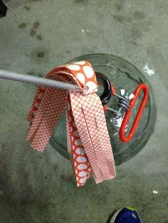 DIY Carboy Cleaner