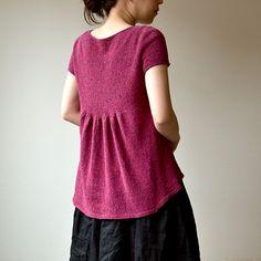 Ravelry: Alice pattern by Hiroko Fukatsu