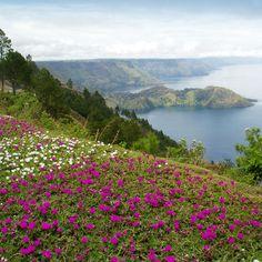 Lake Toba auf Norden Sumatra, Indonesien - Ein Traum!