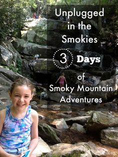 Unplugged in the Smokies – 3 Days of Smoky Mountain Adventures | Kids Unplugged