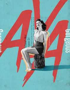 Stylish Tribute to Hollywood Beauty Icons – Fubiz Media