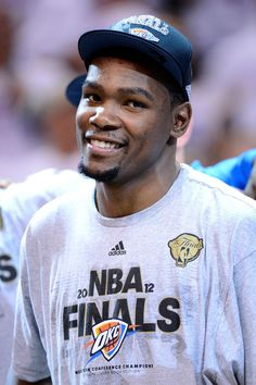 kevin kd durant okc thunder  western conference champs  i was there!