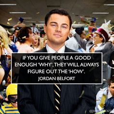 10 Business Lessons from The Wolf of Wall Street - New Era Lending