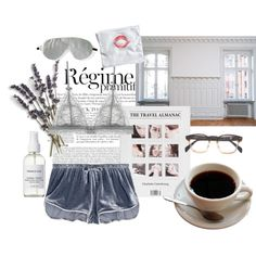 HomeLook by olberg on Polyvore featuring мода, LoveStories, French Girl, Frontgate and Anja