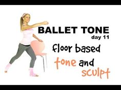 (104) WOMENS WORKOUT - FLOOR BASED TONE AND SCULPT -EASY TO DO AT HOME - YouTube