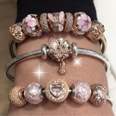Bracelets – Page 4 – Modern Jewelry Disney Pandora Bracelet, Mora Pandora, Pandora Bracelet Charms, Pandora Jewelry, Cute Jewelry, Bridal Jewelry, Pandora Essence, Jewelry Drawing, How To Make Necklaces