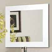 Found it at Wayfair - Ava Wide Wall Mirror