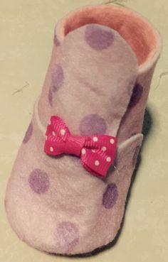 1st attempt : Puteri right shoe