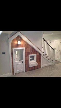 Indoor Wendy house