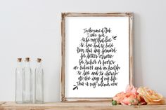A personal favorite from my Etsy shop https://www.etsy.com/listing/459948456/bible-verse-printablewedding-vowsto-take