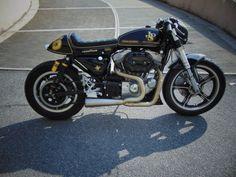 Cafe Racer Design SourceHarley Davidson Sportster xl 883...
