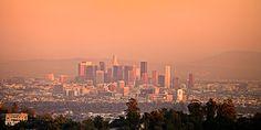 ... Rubin | all galleries >> <b>Los</b> <b>Angeles</b> > <b>Downtown</b> <b>Los</b> <b>Angeles</b> <b>at sunset</b>