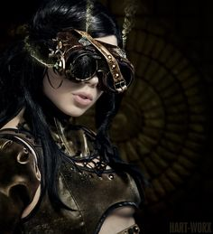 Steam Punk Awesome!     http://Ophelias-Overdose.deviantart.com/art/Embattled-146759373