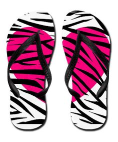 4e890dea06d5c9 Protect those toes from sun-baked sand and asphalt with these playful flip- flops