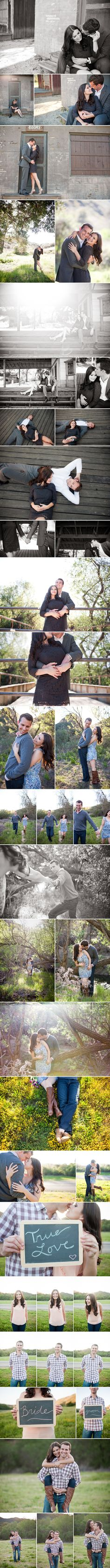 Engagement session.