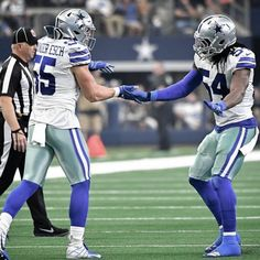 Leighton Vander Esch   Jaylon Smith 674747d37
