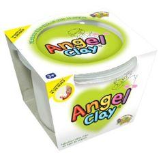 Чудо-глина для творчества Angel Clay 130 г. http://angelsand.ru/product/aa08011-nabor-dlya-tvorchestva-angel-clay-130gr-aa08011