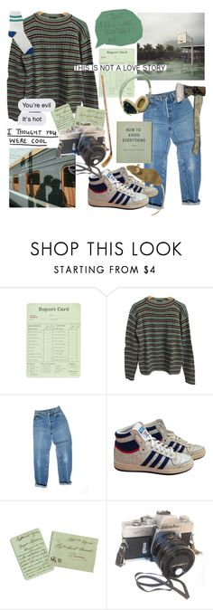 """""""Gabriel 2"""" by cecilpalmer ❤ liked on Polyvore featuring Prada, Levi's, adidas, Nameless, Pull&Bear, men's fashion and menswear"""