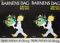 Einar Nerman for Children's Day