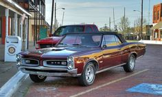 1966 Pontiac GTO Convertible Maintenance of old vehicles: the material for new cogs/casters/gears could be cast polyamide which I (Cast polyamide) can produce
