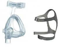 Apex Medical Wizard 220 Full Face Non-Rx CPAP Mask - CPAPUSA.com