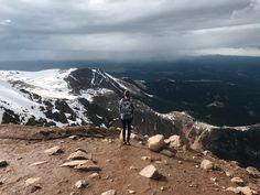 pikes peak, CO