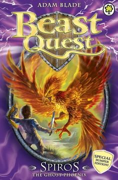 Special 2: Spiros the Ghost Phoenix (Beast Quest Book 1) by Adam Blade http://www.amazon.com/dp/B0087JU25E/ref=cm_sw_r_pi_dp_HVfnwb1HPW28F