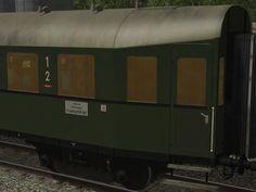 1.2. Klasse Altbauwagen - Hecht der DR in EpIII