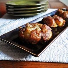 Easter meal ideas: Crispy Smashed Potatoes