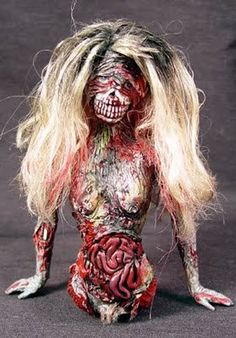 try not to do as many drugs as this barbie. moderation is key.
