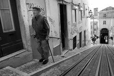 Bica - Lisboa 2014 Photography, Lisbon, Monochrome, Photograph, Fotografie, Photoshoot, Fotografia