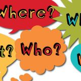 Question Poster | Classroom Helpers, Literacy, Posters, Questions | Free educational resources | Mrs Pancake