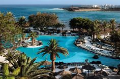 Gran Melia Salinas, Lanzarote Hotel Stay, Adults Only, Quality Time, Winter Holidays, Perfect Place, Costa, Romantic, Mansions, House Styles