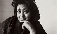 """Dame Zaha Mohammad Hadid, DBE (Arabic: زها حديد Zahā Ḥadīd; born 31 October 1950) is an Iraqi-British architect. She received the Pritzker Architecture Prize in 2004—the first woman to do so—and the Stirling Prize in 2010 and 2011. Her buildings are distinctively neofuturistic, characterised by the """"powerful, curving forms of her elongated structures""""with """"multiple perspective points and fragmented geometry to evoke the chaos of modern life"""""""