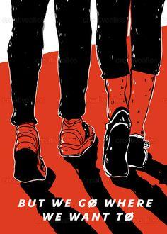 TWENTY ONE PILOTS Poster by Laura Meggers on CreativeAllies.com