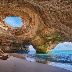 Benagil Caves, Portugal