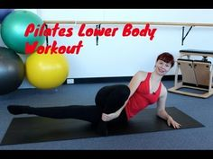 Pilates - LOWER BODY WORKOUT Part 4/4