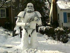 """And the winner of """"Best Snowman 2013"""" goes to..."""